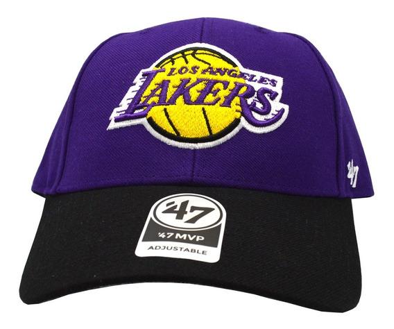 Gorra 47 Lakers Unisex Morado Nba Kmvptt12wbvpp