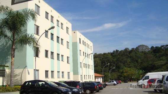 Apartamento 02 Dormitórios - Jardim Da Glória, Cotia. - Ap0484