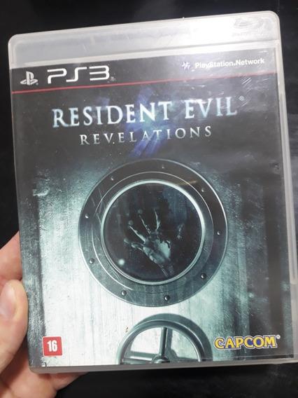 Resident Evil Revelations Ps3 Fisico