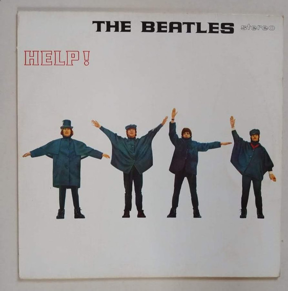Lp / Vinil - The Beatles - Help!