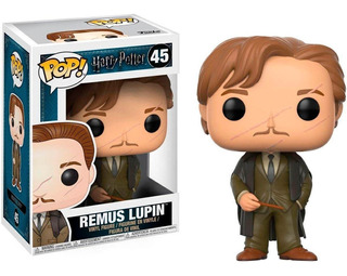 Funko Pop Harry Potter Remus Lupin 45 Fig Original Edu Full