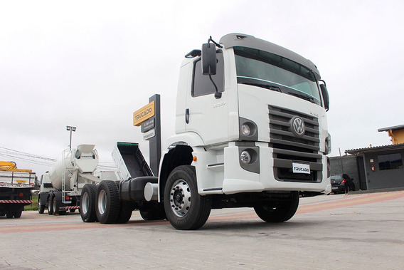 Truck Volks 31280 6x4 2015 = Mb 2644 2831 2644 3340 3344