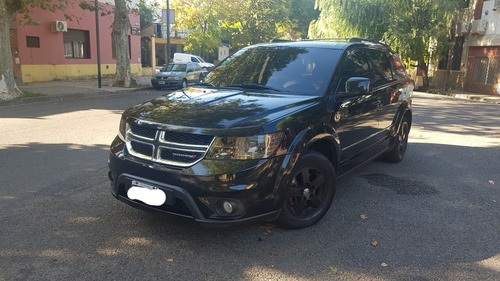 Dodge Journey 2012 2.4 Sxt Atx Techo 3filas