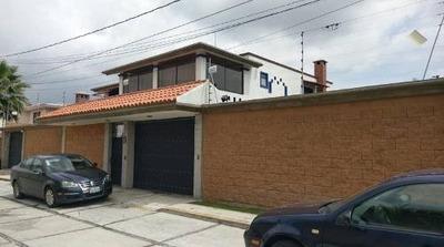 Casa En Venta Ex Hda Morillotla En Puebla