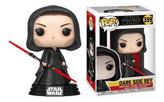 Funko Pop Dark Side Rey #359 Star Wars Regaloleon