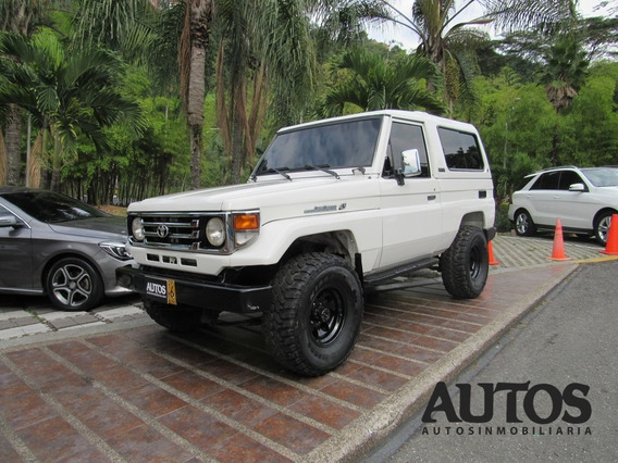 Toyota Land Cruiser Fzj73 Carevaca Mt 4x4 Cc4500