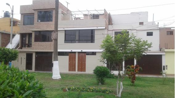 Casa Con Aires Cerca A San Miguel Y Av La Marina