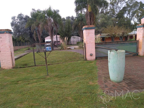 Imagen 1 de 8 de Dos Galpones Con Oficina | Zona Industrial | Villa Rosa (202210503)