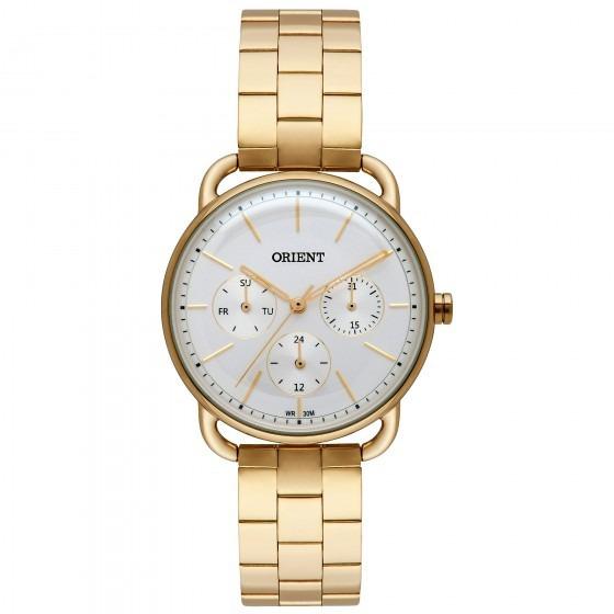Relógio Orient Fgssm062 S1kx Feminino Dourado - Refinado