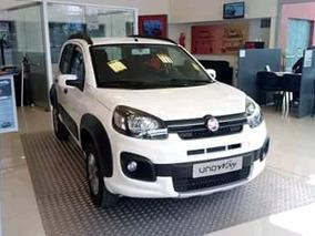 Nuevo Fiat Uno Way Financialo Con Minimo Anticipo!!