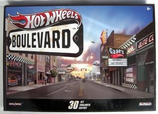 Hot Wheels Boulevard Walmart Hudson Hornet Lincoln