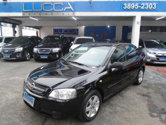 Astra 2.0 Advantage Hatch 2008 Preto Flex Completo