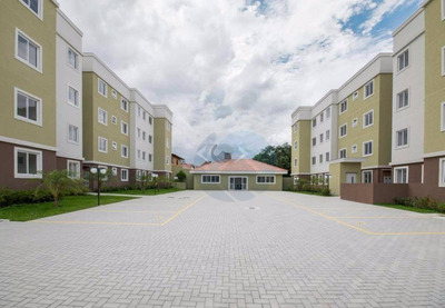 Apartamento Residencial À Venda, Loteamento Montparnasse, Poucos Metros De Santa Felicidade - Ap0031