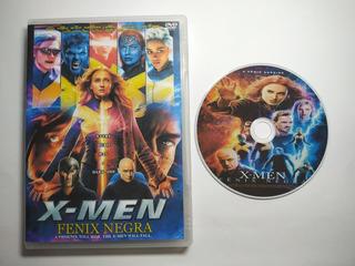 Dvd Filme - X-men: Fênix Negra (2019) Dublado E Legendado