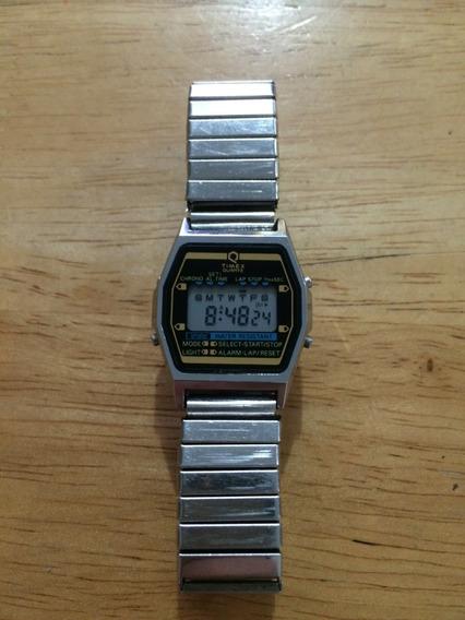 Reloj Timex K Cell Digital Vintage 80s Para Dama