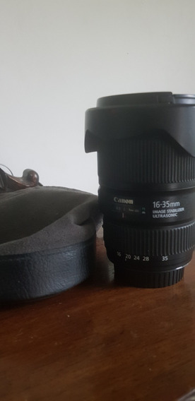Canon 16-35 F4 Is