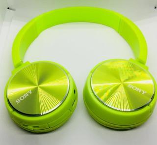 Audífonos Sony Mdr- Xb 400by Bluetooh