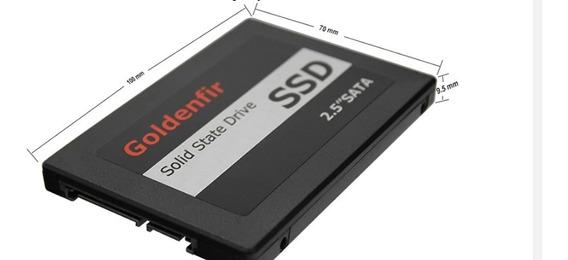 Hd Ssd 1 Tb Sata Iii Goldenfir Desktop Notebook Servidor