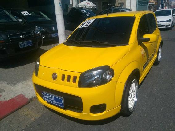 Fiat Uno Sporting 1.4 Flex Completo