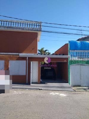 Sobrado Com 3 Dormitórios À Venda, 198 M² Por R$ 450.000 - Cidade Edson - Suzano/sp - So0367