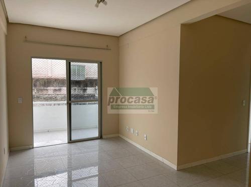 Imagem 1 de 19 de Apartamento Com 2 Dormitórios S/ 1 Suite À Venda, 67 M² Por R$ 220.000 - Parque 10 De Novembro - Manaus/am - Aceita Financiar - Ap1744
