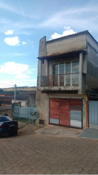 Casa Em Caxambu Sul De Minas , Com 03 Quartos , Bairro Trançador. - 298