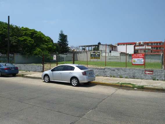 Terreno En Av. Zaragoza Esq. Galeana, Centro Coatzacoalcos