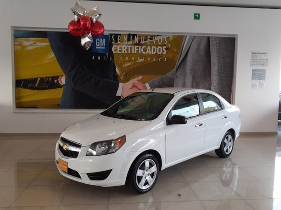 Chevrolet Aveo 4p Ls At A/ac. R-14