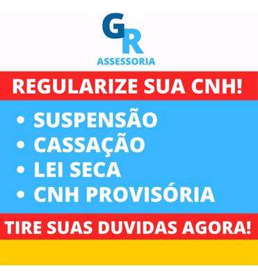 Cnh Suspensa Ou Cassada, Recurso De Multas.