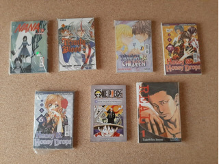 Lote De Mangas, Real, Honey..,midnight, One Piece, Etc