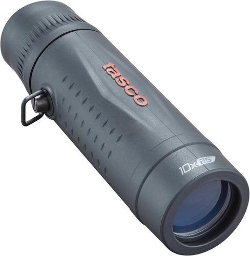 Imagen 1 de 4 de Monocular Tasco Essentials 10x25 Roof Mc Negro Y Camuflaje