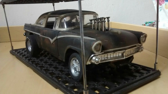 Hot Rod, Rat Rod ,gasser!!!! Necessita Terminar O Interior