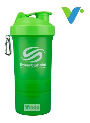Shaker Smartshake Original Series Color Neon Green Verde