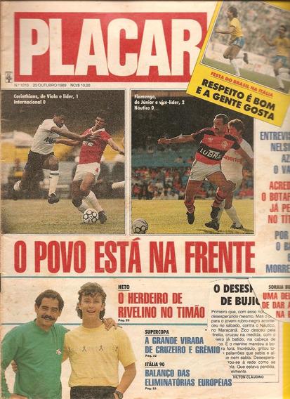 Revista Placar Nº 1010