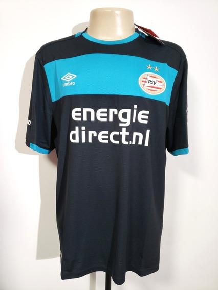 Camisa Oficial Psv Eindhoven Holanda 2016 Away Umbro Tam Ggg