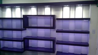Mueble Tv En Durlock Diseños Exclusivos Zona Sur