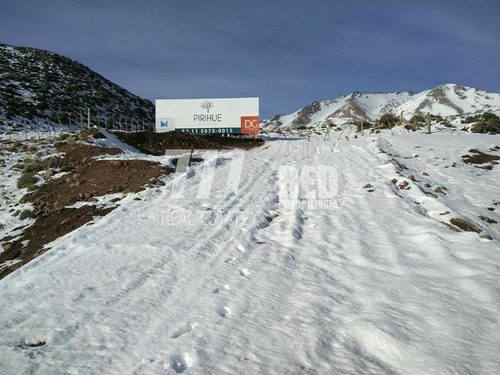 Lote  De  4.122m2 En Pirihue  - Villa De Montaña, Pcia. De Mendoza
