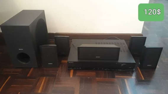 Home Theater Sony Usado Sonido De Casa
