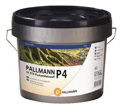 Adhesivo Silano Pallmann P4 16kg