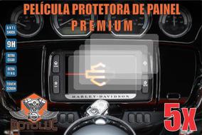 5 X Película Protetora Harley Davidson Boom Box 6.5
