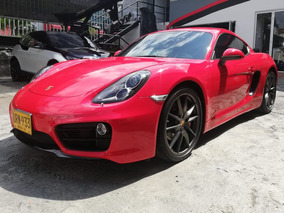 Porsche Cayman S 2014 Impecable 8.000 Kms