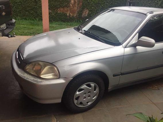 Honda Civic 1.6 Lx 4p 1998
