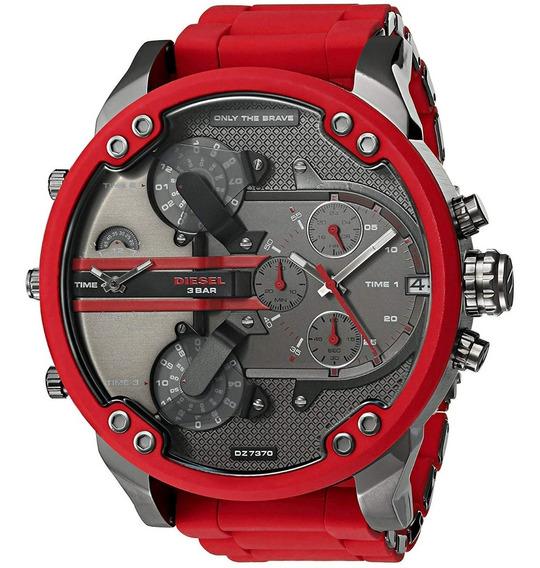 Relógio Diesel Mr. Daddy 2.0 Dz7370 + Nf + Garantia 2 Anos