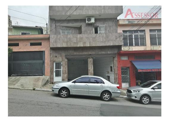 Salão + Casa Comercial, Vila Matilde - São Paulo - Sl0001