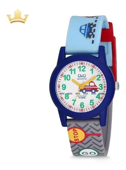 Relógio Q&q By Japan Infantil Vr99j809y C/ Garantia E Nf
