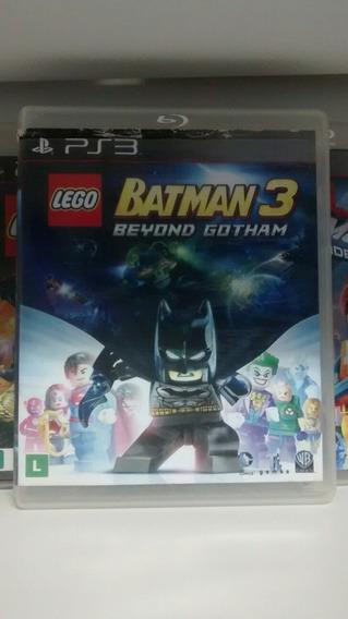 Jogo Para Ps3: Lego Batman 3. Frete Grátis