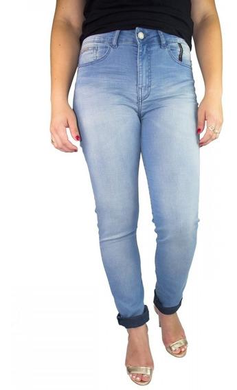 Calça Jeans Feminina Ellus Second Floor Gisele Super Skinny