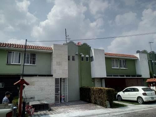 Casa En Renta En La Colonia Santa María Totoltepec En Toluca