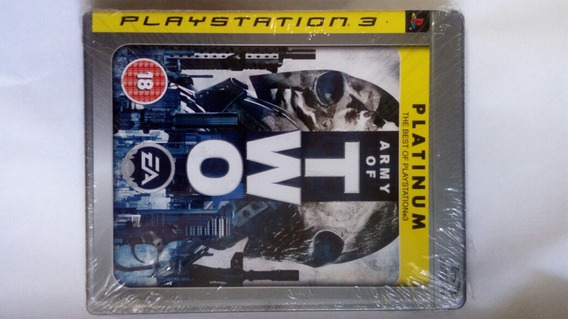 Jogo Army Of Two Ps3