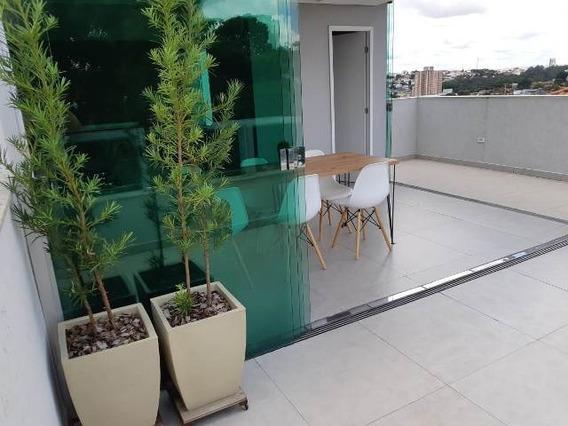 Cobertura Com 3 Quartos Para Comprar No Santa Mônica Em Belo Horizonte/mg - Gar10613